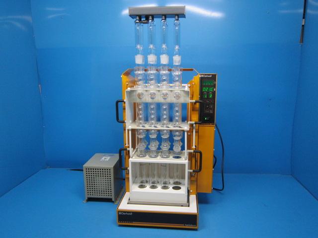 ゲルハルト 微量金属分解装置 SMA8A