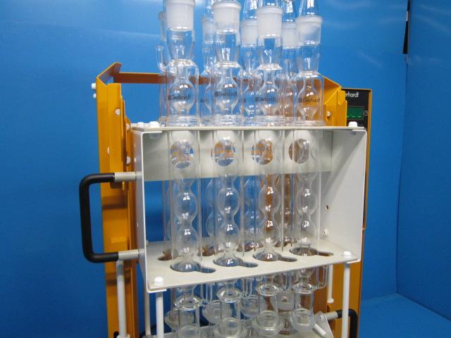 ゲルハルト微量金属分解装置 SMA8A