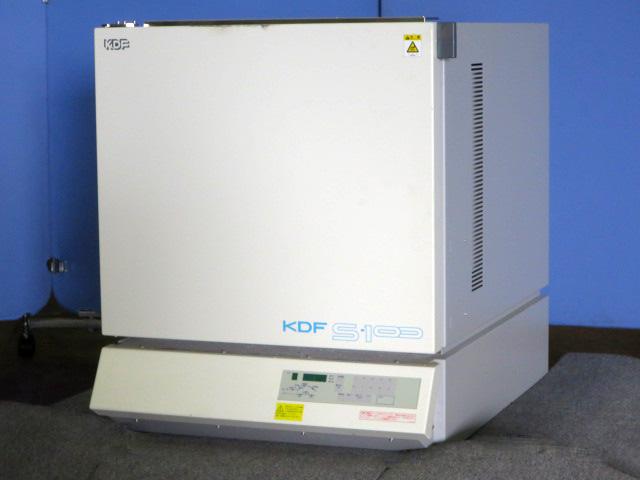 デンケン/卓上型マッフル炉/KDF-S100