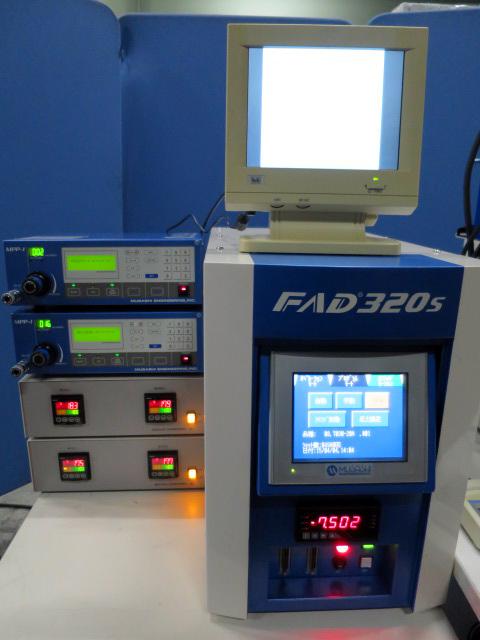 MUSASHI/SemiAutomation dispenser device/FAD320S
