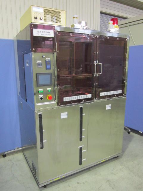 チョウオンパコウギョウ/2槽式超音波洗浄機/CM-634