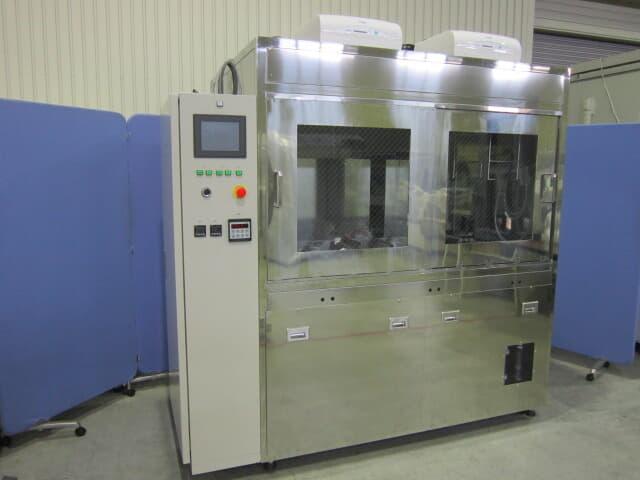 テクノデザインラボ/セミオート3槽式超音波洗浄機/