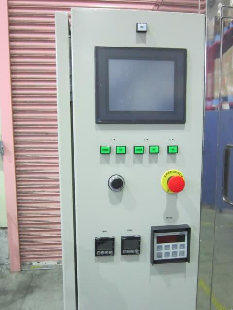 テクノデザインラボ/セミオート3槽式超音波洗浄機/TDL0101-1000