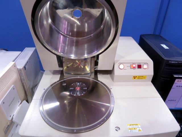 JEOL X-ray fluorescence spectrometer XRF JSX