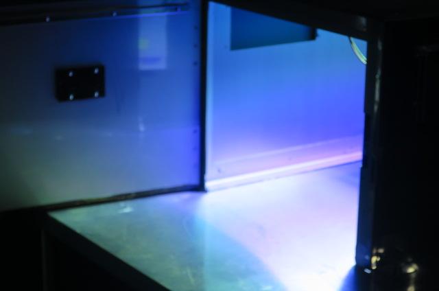 ウシオ電機 UV洗浄装置