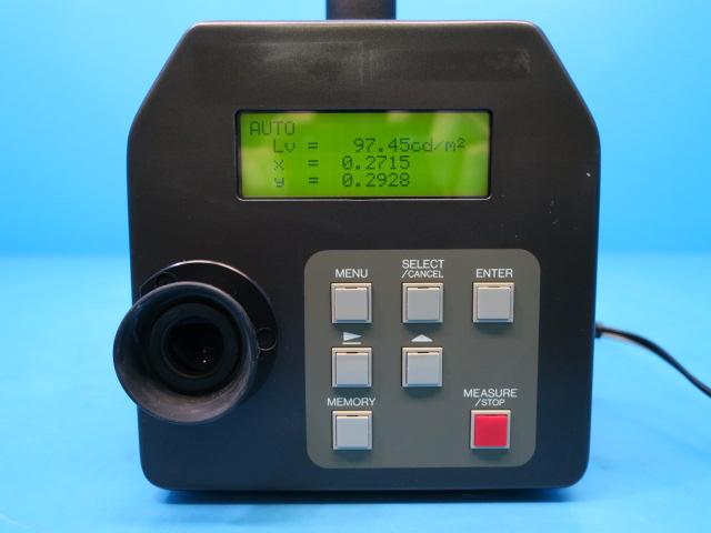 Konica Minolta/分光放射輝度計/CS-1000A