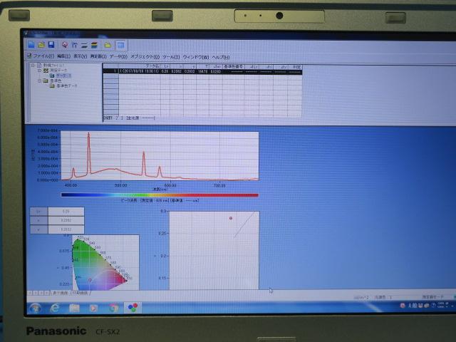 コニカミノルタ luminance meter CS-2000
