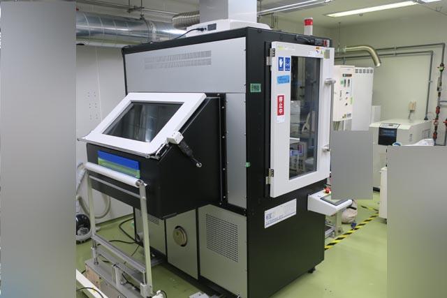 MECC ナノファイバー電界紡糸装置 NF-500/NF-500/エレクトロスピニング装置 NF-500/ナノファイバー紡糸/