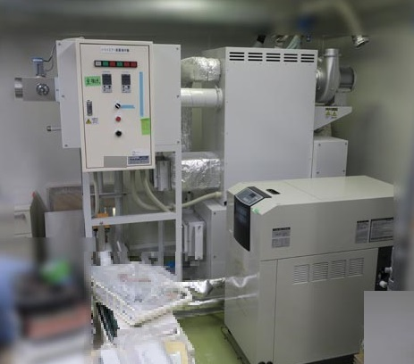 Electrospinning System for R&D NF-500/mecc nf-500/electrospining system/nanofiber manufacturing