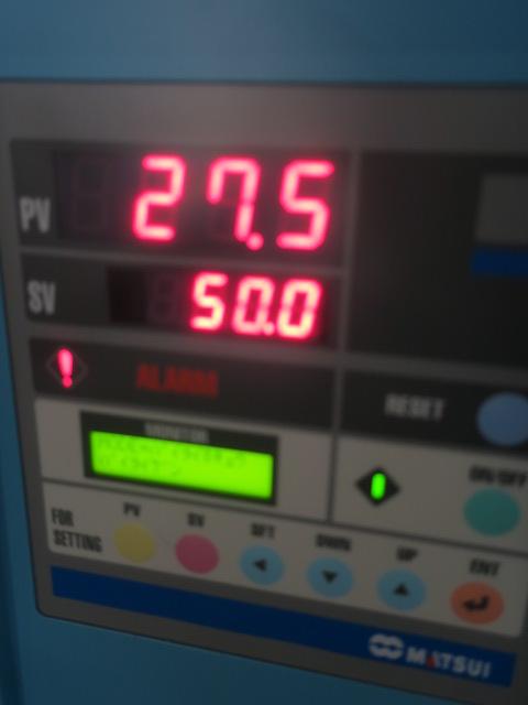 MCAX-50/媒体温度調節機/媒体温度調節器