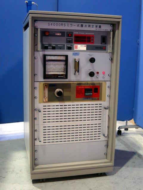 MICHELL 高精度外部冷却装置内蔵ミラー式露点測定システム S4000RS