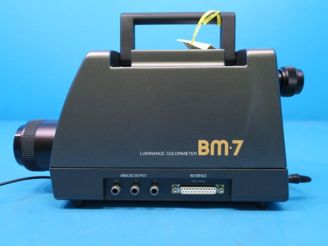Topcon Luminance Colorimeter BM-7