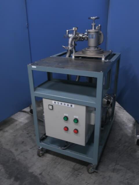 コンパクト真空排気装置/真空排気装置/コンパクト真空排気/