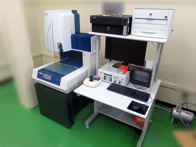 ミツトヨ 微細形状測定システム UMAP VISION SYSTEM HYPER302
