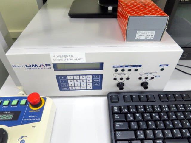 ミツトヨ 微細寸法測定システム UMAP VISION SYSTEM HYPER