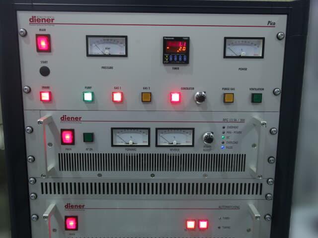 セミオートプラズマ装置/セミオート低圧プラズマ装置
