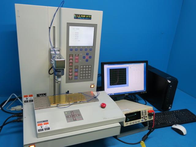 日本計測システム/自動荷重試験機/MAX-1KN