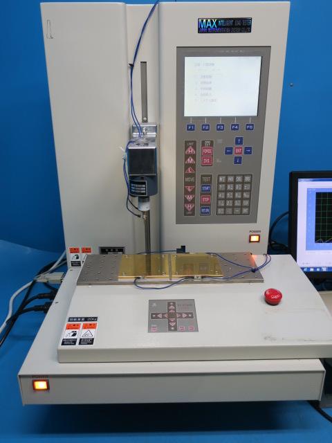 日本計測システム/荷重試験機/MAX-1KN