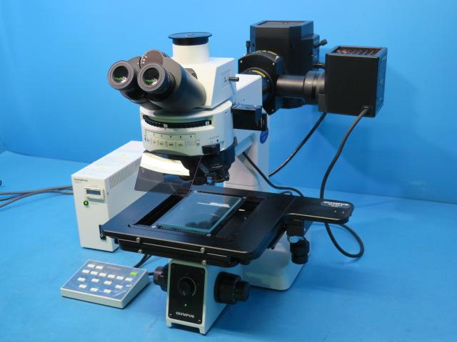 オリンパス 半導体検査顕微鏡 MX51