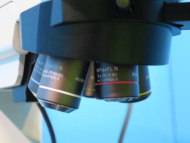 OLYMPUS Semiconductor Microscope MX51
