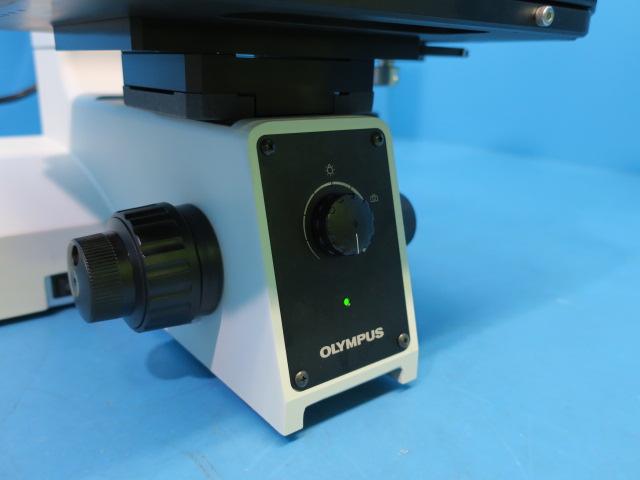 オリンパス 顕微鏡 MX51