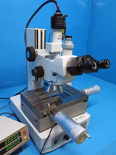 ユニオン光学 非接触段差測定機 HISOMET Ⅱ DH2