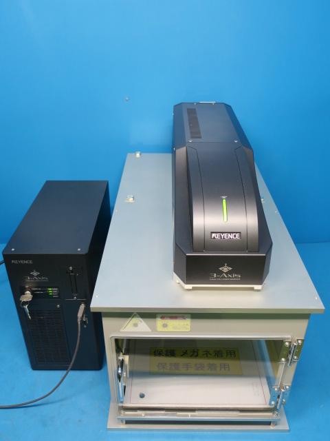 KEYENCE/3AxisCO2 Laser Marker/ML-Z9520