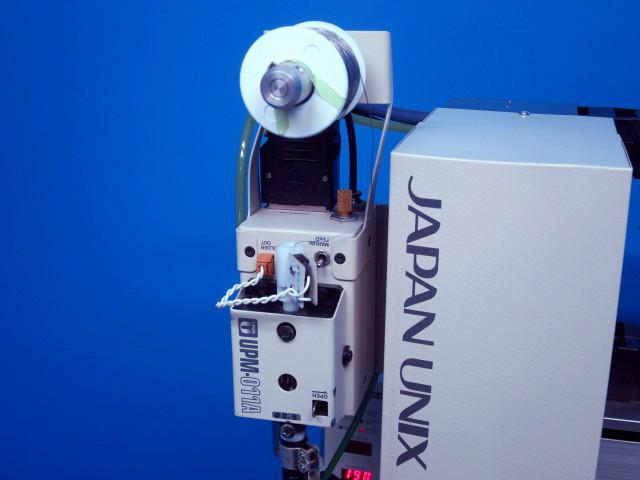 ジャパンユニックス/はんだ付ロボット/UNIX-412R