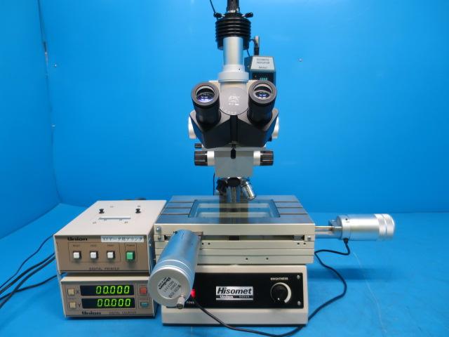 ユニオン光学/非接触段差測定機/DH