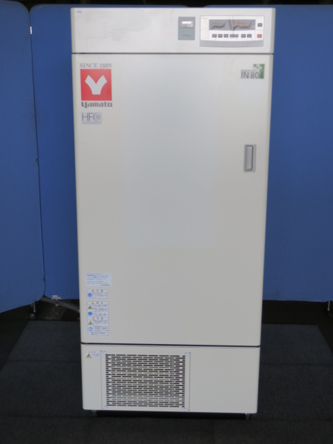 Yamato Scientific Program Low Constant Temp. Incubator IN804