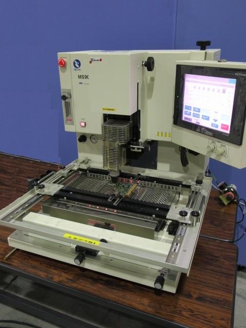 M.S.E 万能型リワークステーション MS9000SAN
