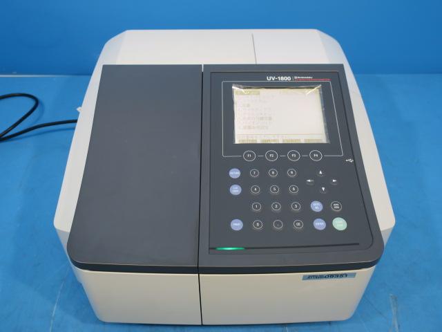 SHIMADZU/spectrophotometr/UV-1800