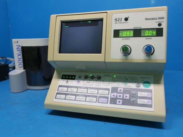 SIINanotechnology Probe Microscope Nanopics
