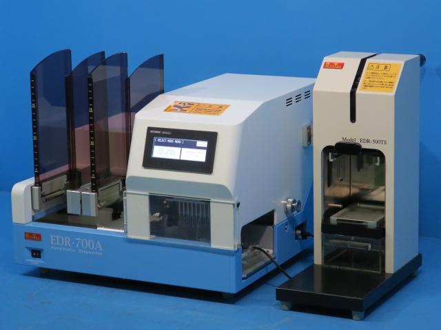 バイオテック 96ウェル同時自動分注装置 オートドロッパー EDR-700A