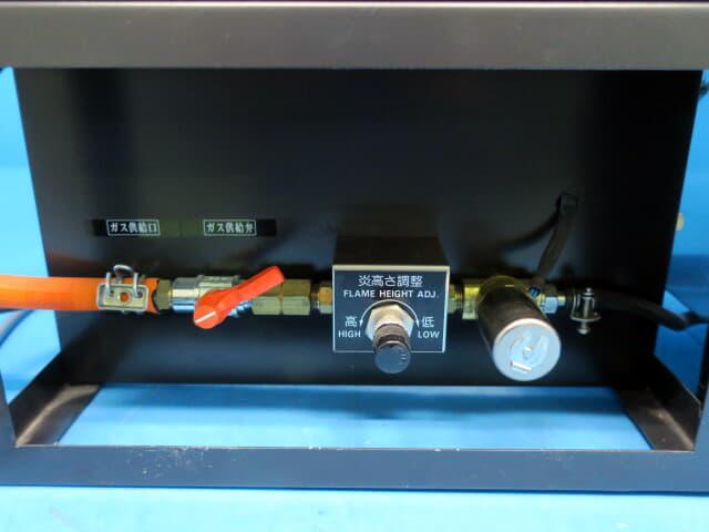 スガ 燃焼テスト機 FL-45M