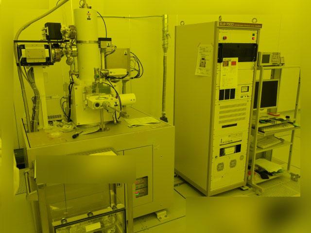 エリオニクス TFE電子ビーム描画装置 ELS-7500