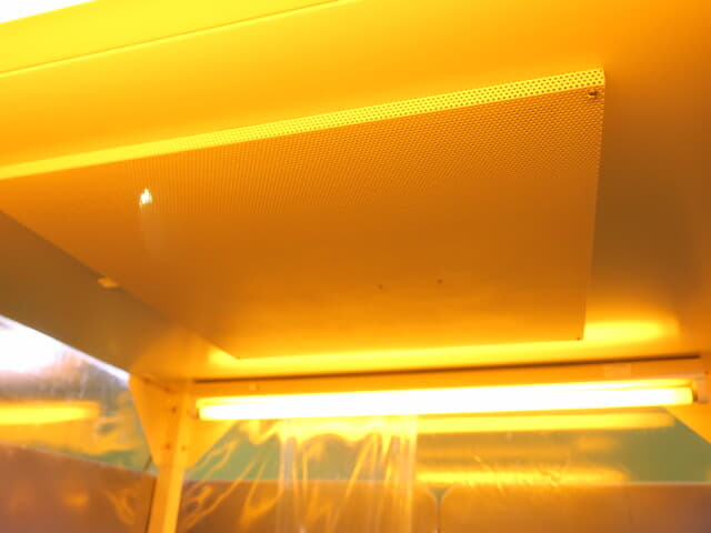 クリーンベンチ/W1500×D1500×H2300mm