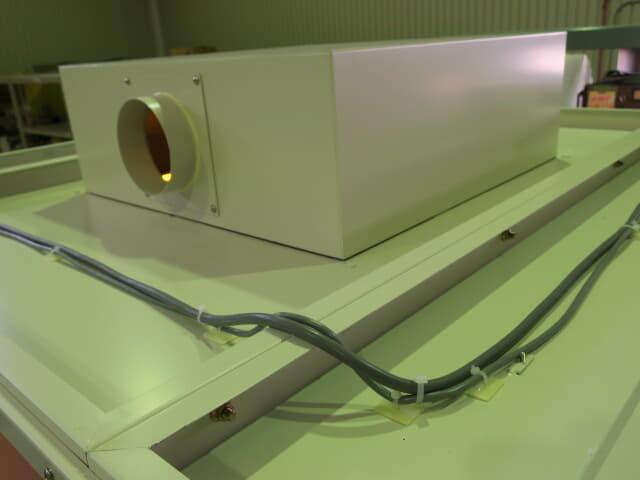 clean bench laminar flow cabinet