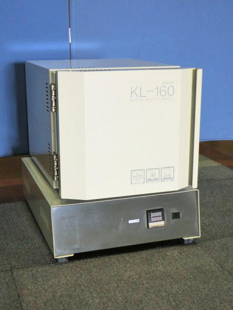 ADVANTEC Electric muffle furnace KL-160