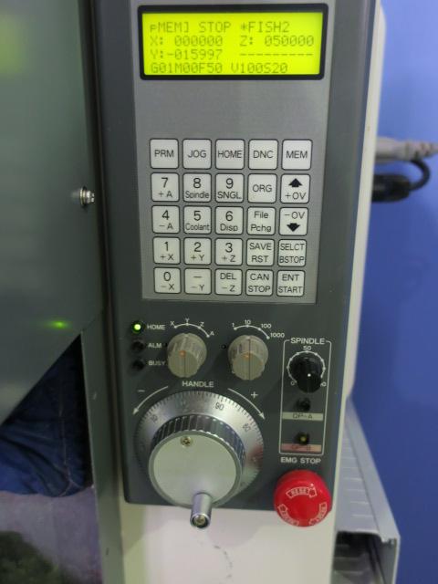 MODIA/小型NC加工機/Mini Miller MM100