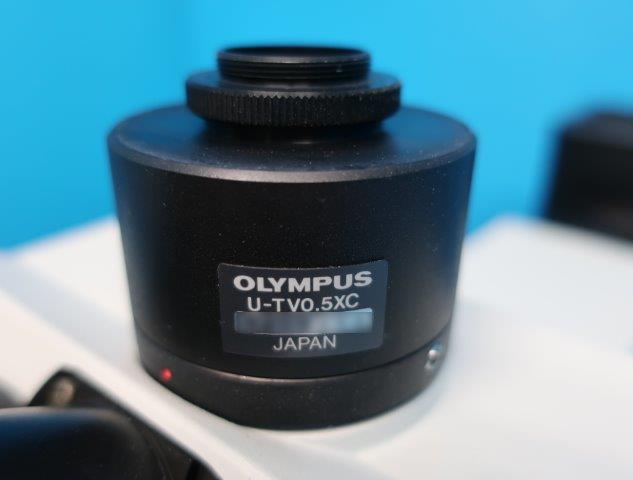 Cマウントアダプター BX51 オリンパス