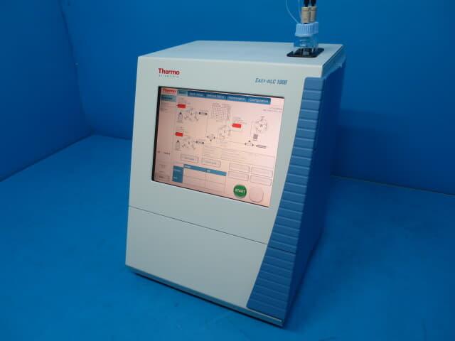 サーモサイエンティフィック 超高速液体クロマトグラフ装置 EASY-nLC1000