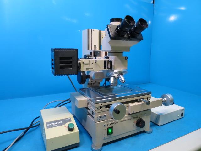 OLYMPUS Measuring Microscope STM5