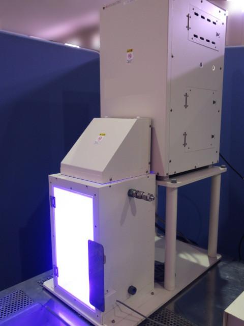三永電機製作所/紫外光均一露光装置/UVE-2001S