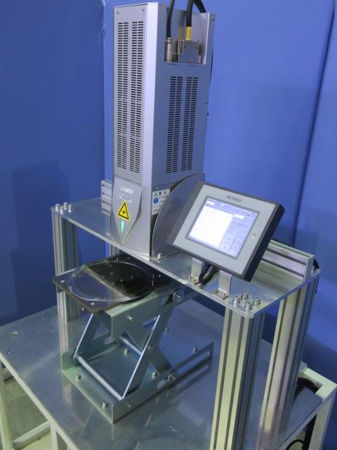 キーエンス/レーザーマーカー/ML-9300