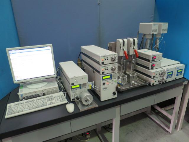 日本分光 超臨界CO2残留農薬抽出システム SFE