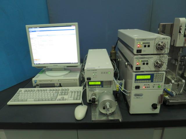 Jasco 超臨界CO2残留農薬抽出システム SFE