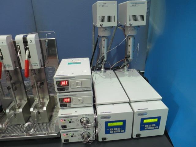 超臨界CO2残留農薬抽出 HPLC