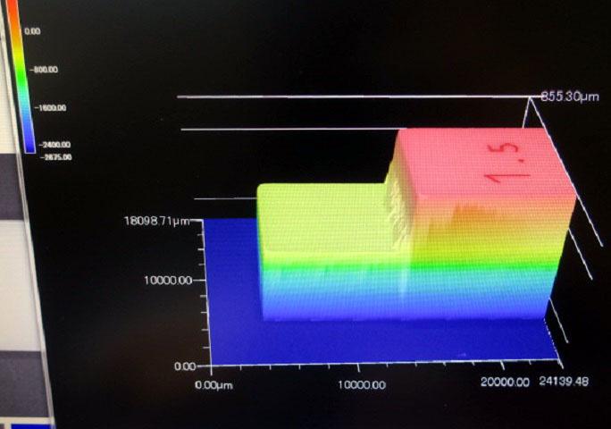 キーエンス 表面形状測定顕微鏡 VR3100