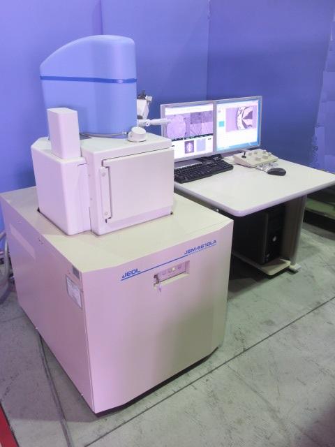 JSM-6610series/Scanning Electron Microscopes/scaning electron microscope